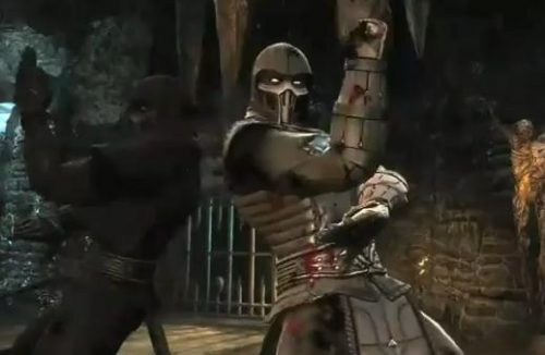 Noob Saibot Revealed in New Mortal Kombat Trailer…