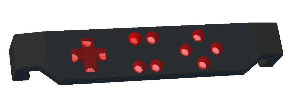 N900 Game Gripper Prototype