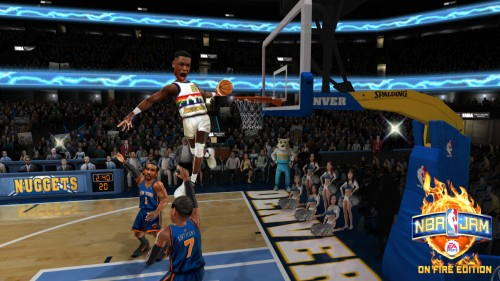 NBA Jam: On Fire – Producer video