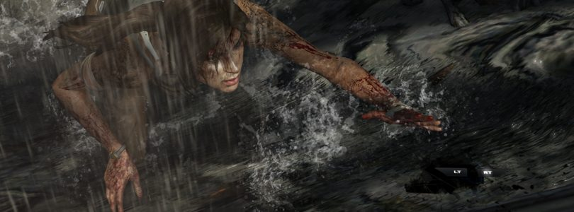 New Tomb Raider beats up Lara; screenshots and art inside