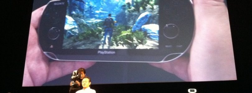 Few titles revealed for NGP; Uncharted demoed