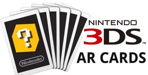 3DS AR Card Android App saves your pocketspace