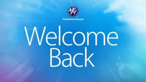 Welcome Back content now available on PlayStation Network
