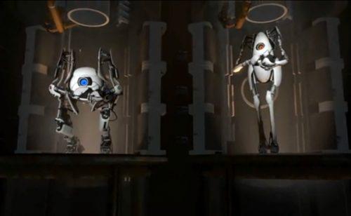 Portal 2 turret trailer reveals interesting features