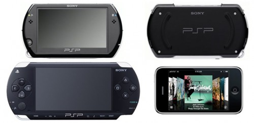 Playstation Phone leaked: Is this also the PSP 2?