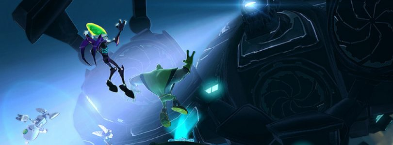 Ratchet and Clank: All 4 One new video