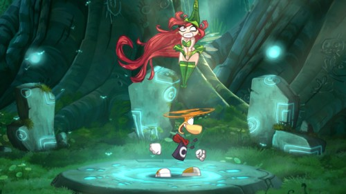 Rayman Origins Trailer is a colorful WIN!