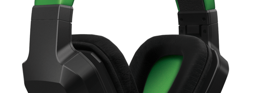 Newest headset from Razer: THE ELECTRA!