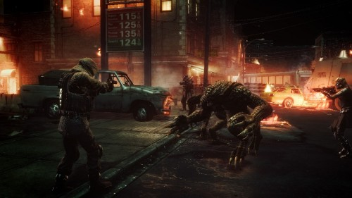Resident Evil: Operation Raccoon City interview & gameplay demo with Eric Monacelli