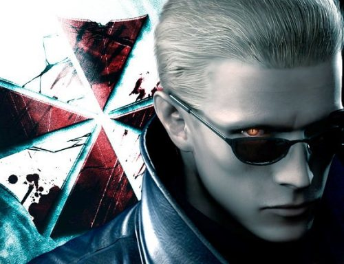 Resident Evil 15th Anniversary celebrated by Wesker