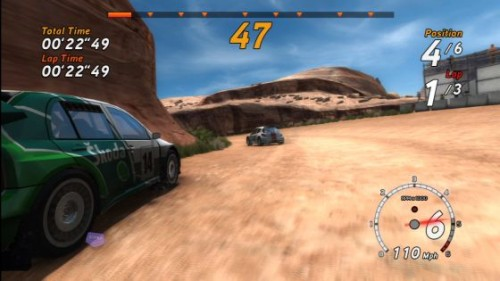 SEGA Rally Online Arcade announced for XBLA and PSN