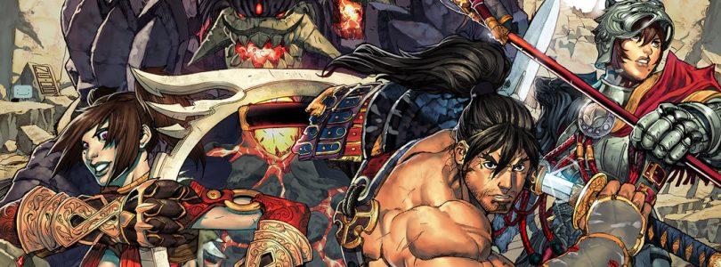 Soul Calibur V is under development for 2012 release