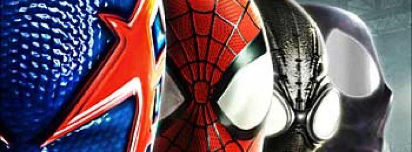 Spider-Man Shattered Dimensions Trailer