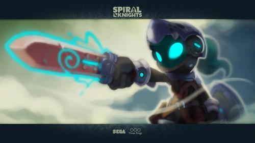 Spiral Knights Updated
