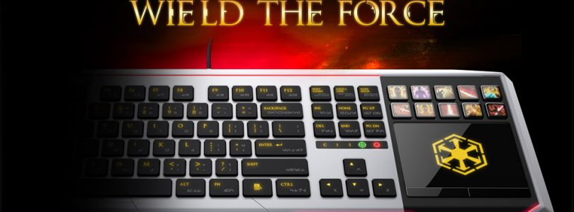 Razer's exclusive Old Republic peripherals