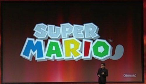 Super Mario 3D announced! E3 2011