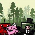Two new free Super Meat Boy Chapters