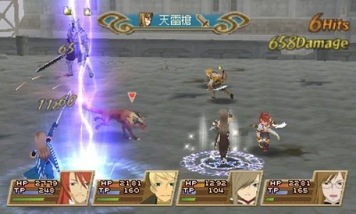 Tales of the Abyss 3D will be released in U.S.