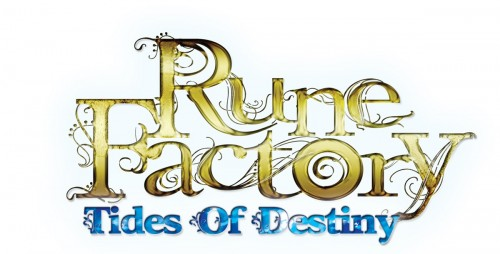 Rune Factory: Tides of Destiny arriving in the United States late 2011