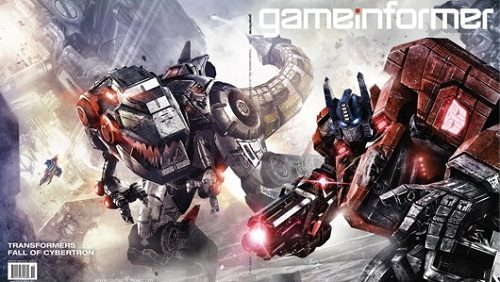 Transformers: Fall of Cybertron announced