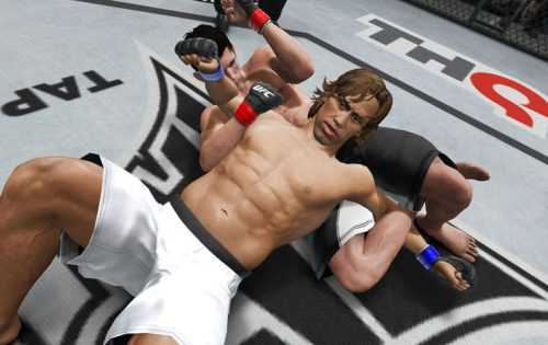 UFC Undisputed 3 releasing in January 2012