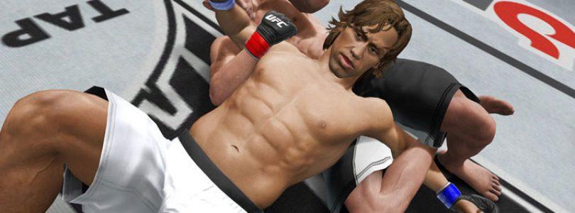 UFC Undisputed 3 releasing in January 2012