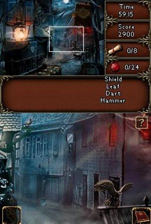 Vampire Moon Rises on the Nintendo DS…