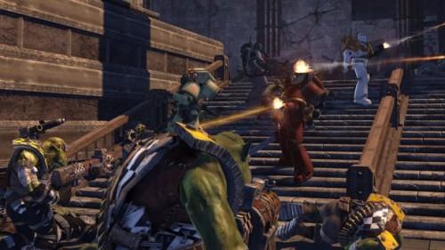 Warhammer 40,000: Space Marine 'Exterminatus' DLC arrives October 25th