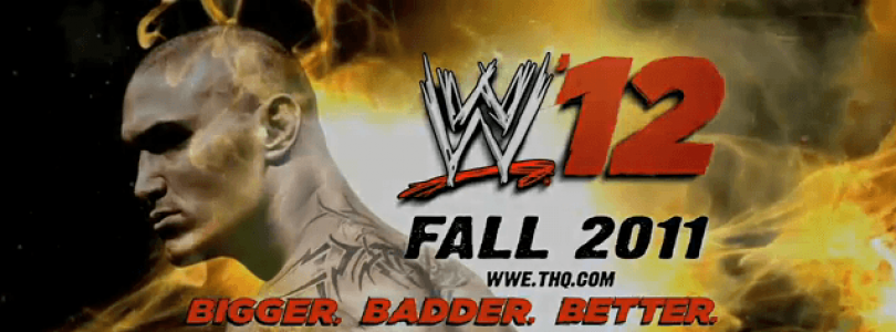 WWE '12 will be bigger badder and better than ever