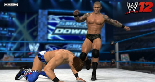 WWE '12 Roster Revealed