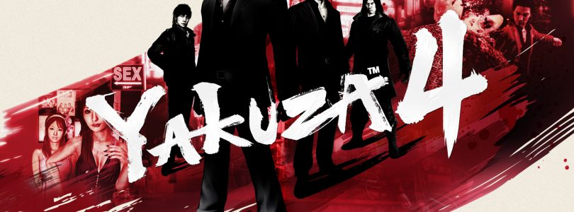 Yakuza 4 trailer shows the funside of the yakuza world