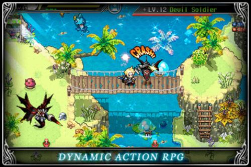 ZENONIA 3 out now for iPhone